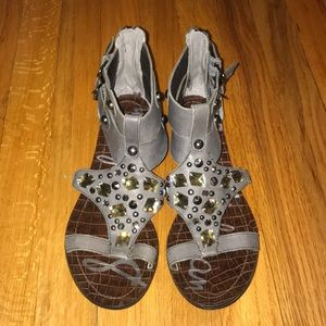 Sam Edelman Daria leather gladiator sandal